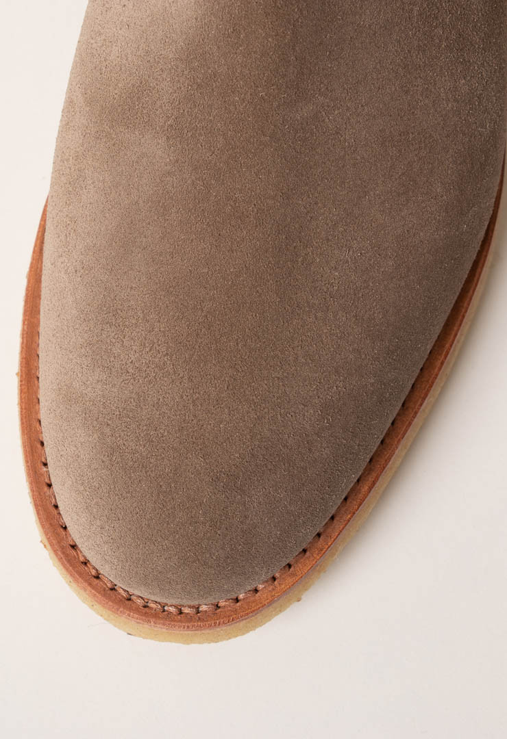 Chelsea boots cuir Barker
