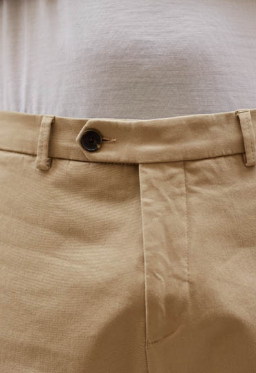 CHINO AXEL BEIGE CLAIR
